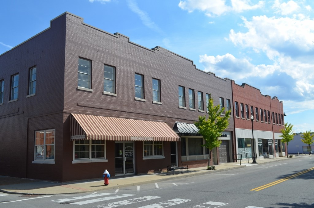 G.S. Moore Building - South Main Street