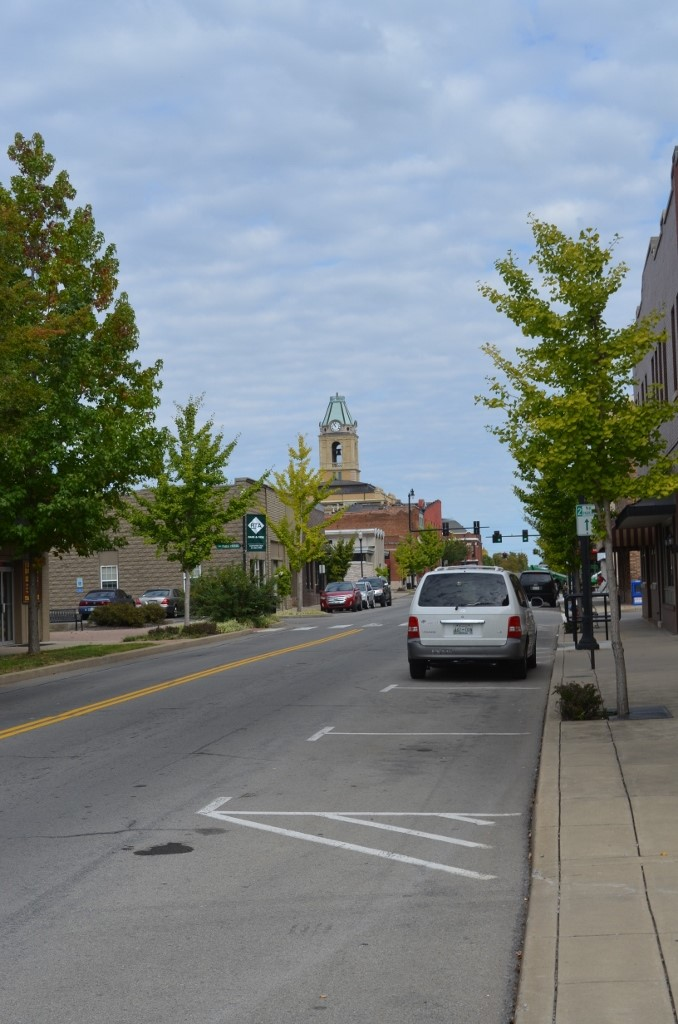 South Main Street View