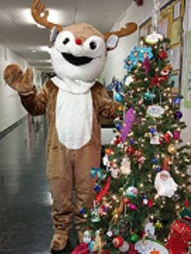 Rudolph visits Bransford Elementary 2015_1
